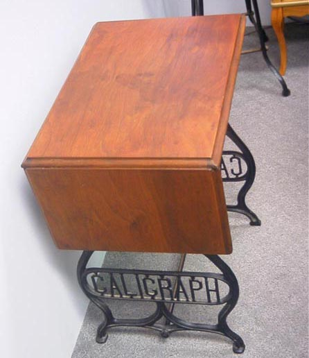 Caligraph Typing Stand 1