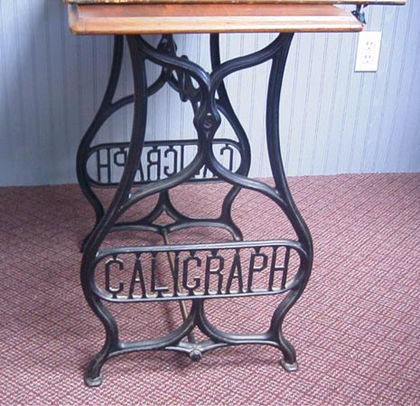 Caligraph Typing Stand 2