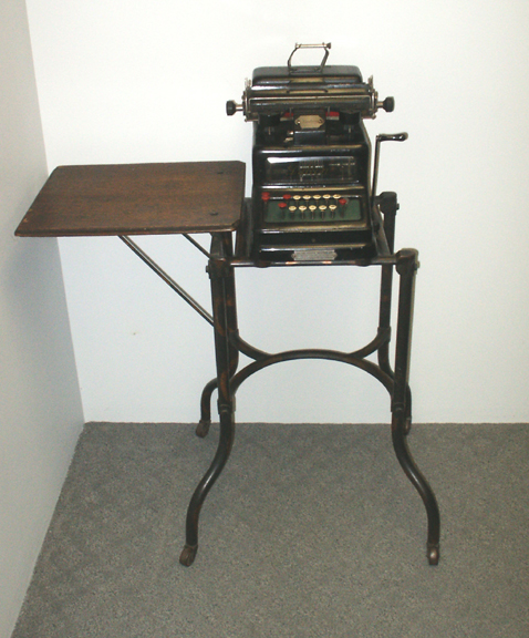 dalton Glass Side Adding Machine2
