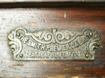 Smith nameplate